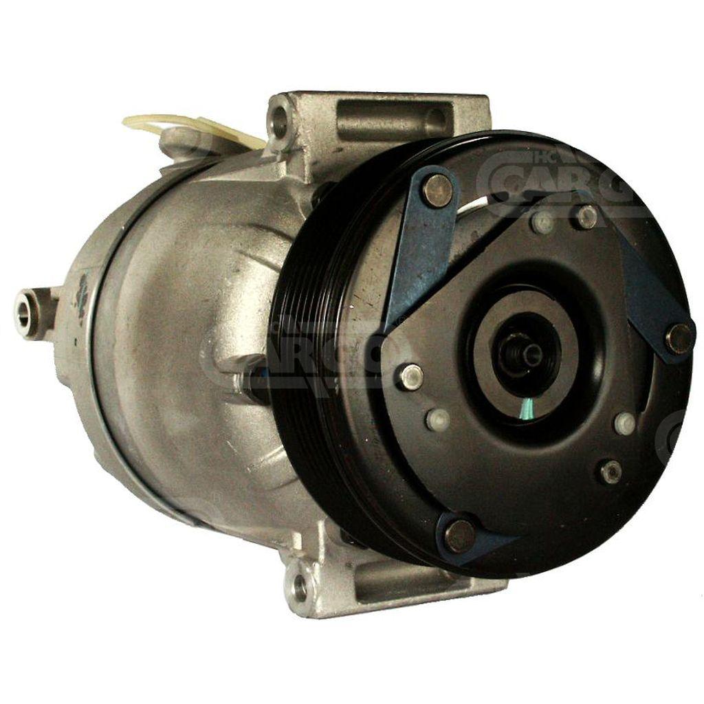 схема компрессора кондиционера автомобиля опель омега